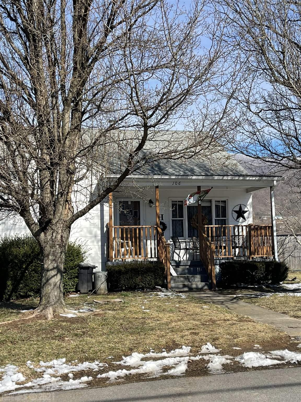 Very well kept home, with fenced back yard, updated bath, beautiful hardwood floors, full basement, newer HP Laundry on the main. Great location