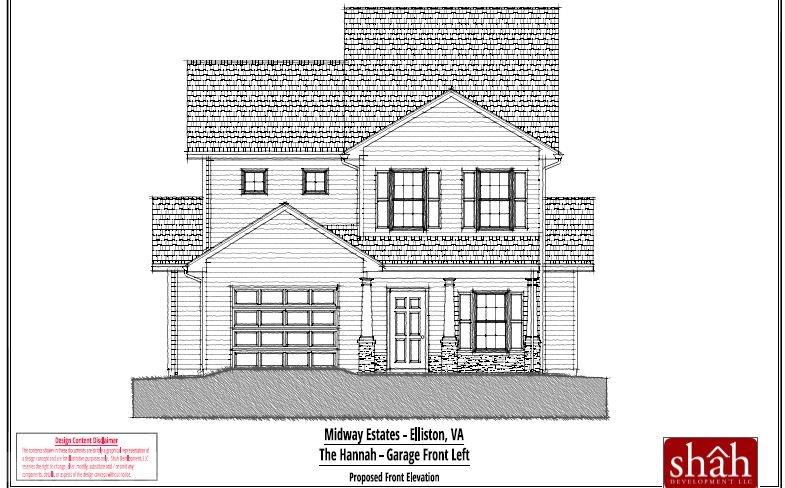 Under Construction/New Construction. 4 bedroom 2.5 bath home with Master on the Main level. Single attached garage. Granite counter tops through out.  LTV Plank in Living Room, Dining Room, Kitchen and Powder room. Carpet in bedrooms and on steps.  Laundry room on upper level.