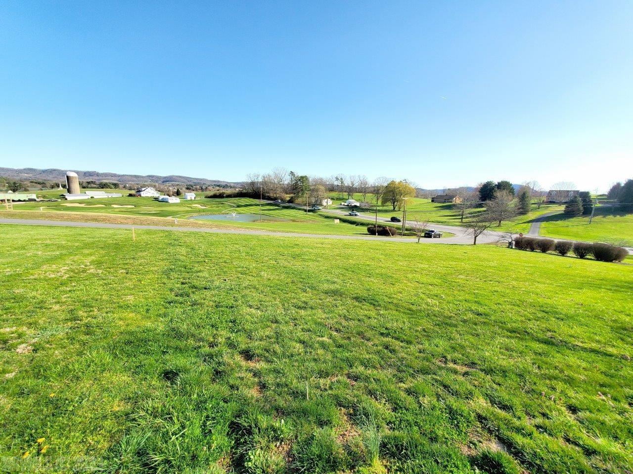 Owner Financing Available. Great building lot overlooking the 11th green at Auburn Hills Golf Club and farm and mountains in the distance. Water and sewer available. Conveniently located close to Blacksburg, VT, Radford, Christiansburg, Carilion Medical and I-81. No HOA. Build your dream home today. Call for more information.