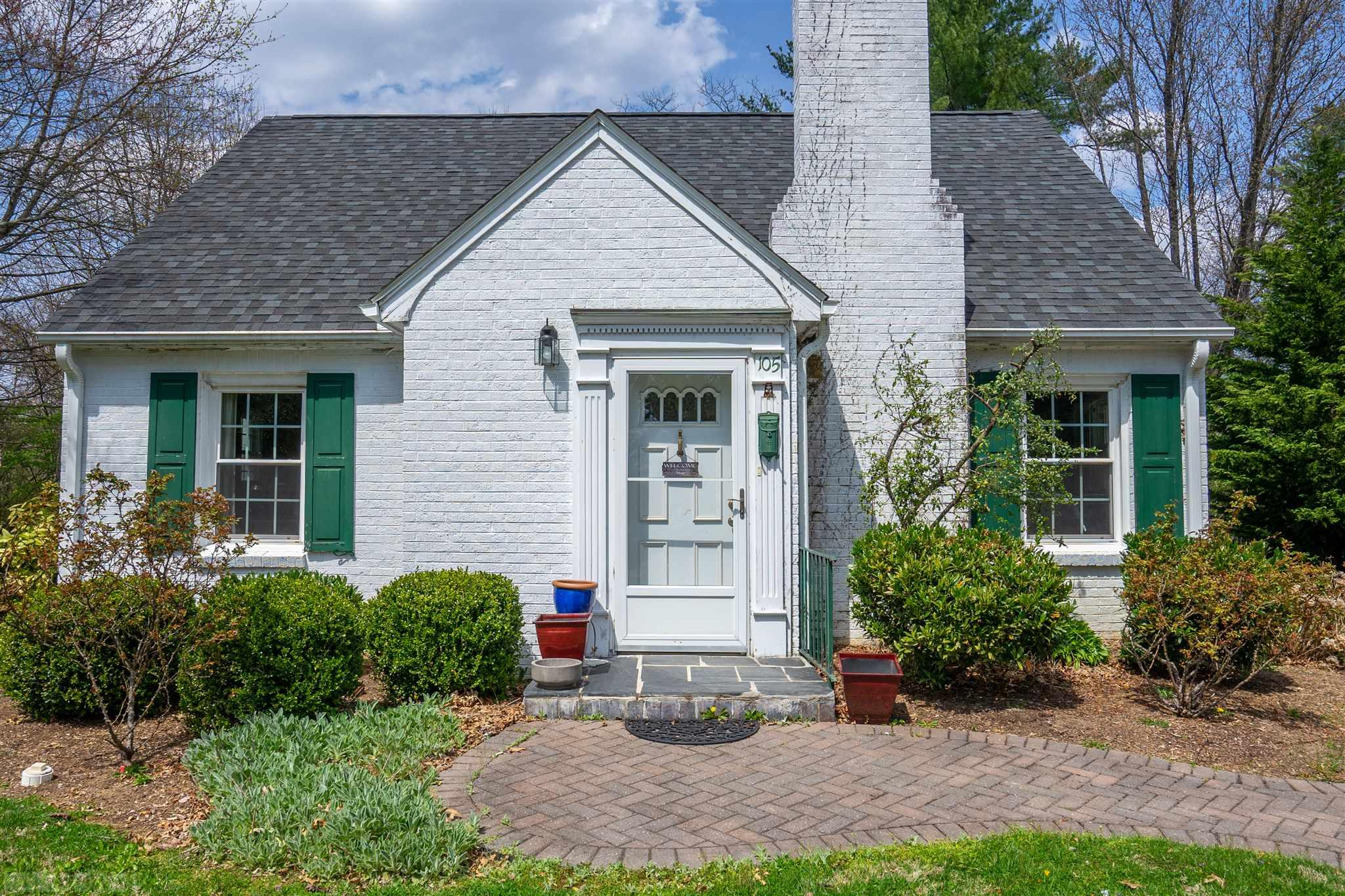 One of the cutest cottages in the town of Blacksburg, sitting on the most charming of historic streets! Located on a beautifully landscaped .3 acre lot, with plenty of room to play, garden, explore & relax, this home is super convenient to downtown and campus. Beautiful hardwood floors on both levels of this home. The main level enjoys a living room, kitchen, dining room, 1 bedrooms & a full bath. Built ins throughout add charm & character. Upstairs you will find 2 additional rooms and another full bath. Recently replaced windows make future maintenance a pleasure. In today's market, we know this won't last long!