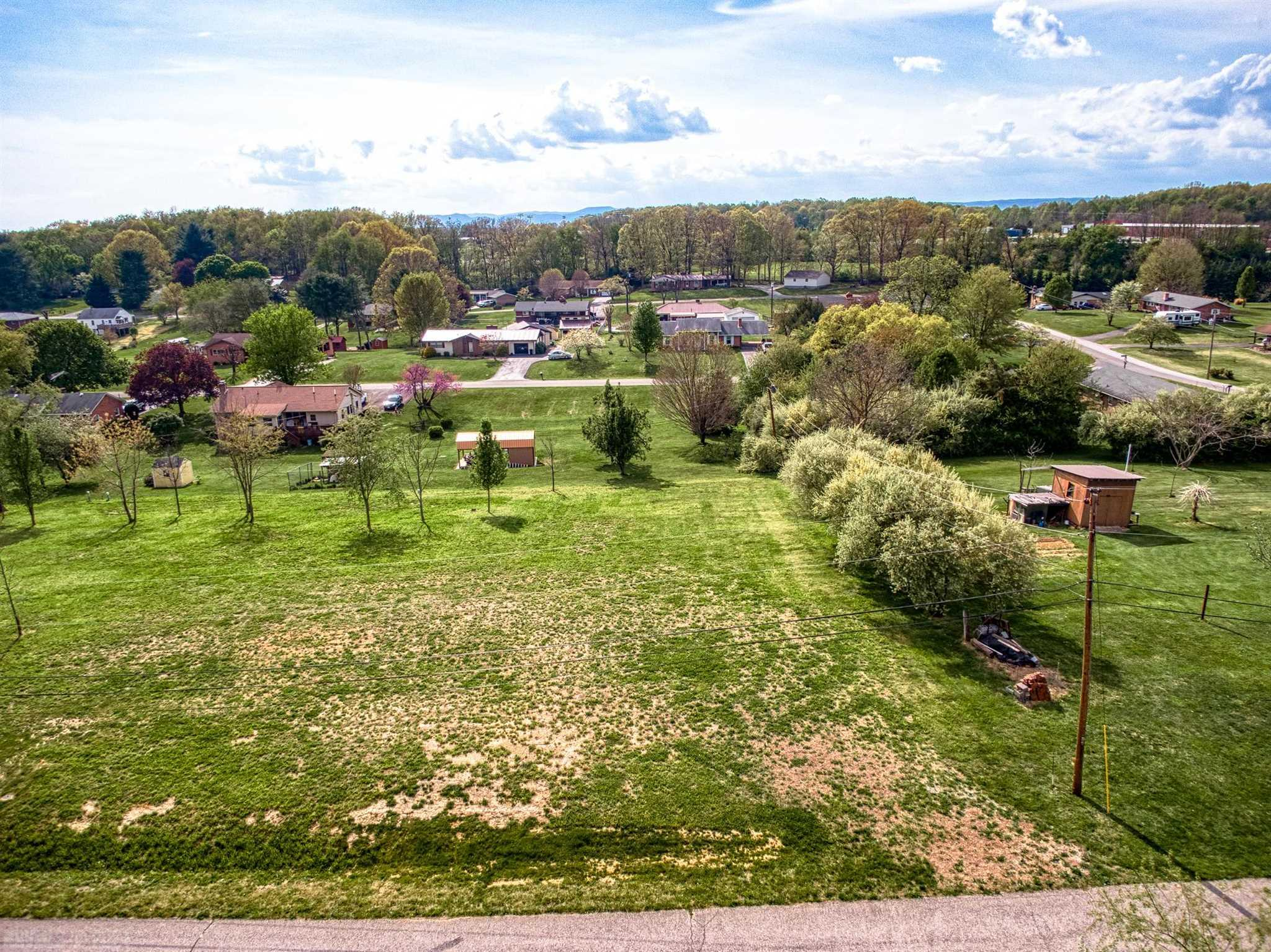 Excellent building location.  Cleared, level lot in convenient location to Interstate 81 and Route 100.  Shopping, restaurants and schools are just a few of the amenities easily accessed.  Public water and sewer are available at street. Call Listing Agent with questions