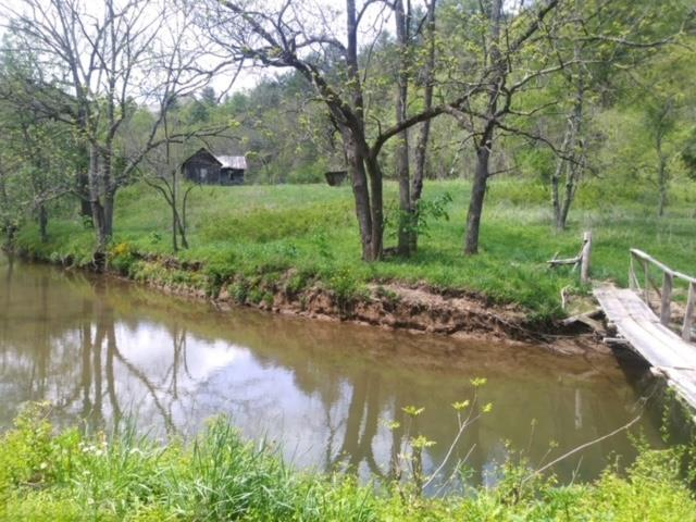 Looking for the place to get away this 27 plus acres would be great for camping, hunting or just relaxing by the water.