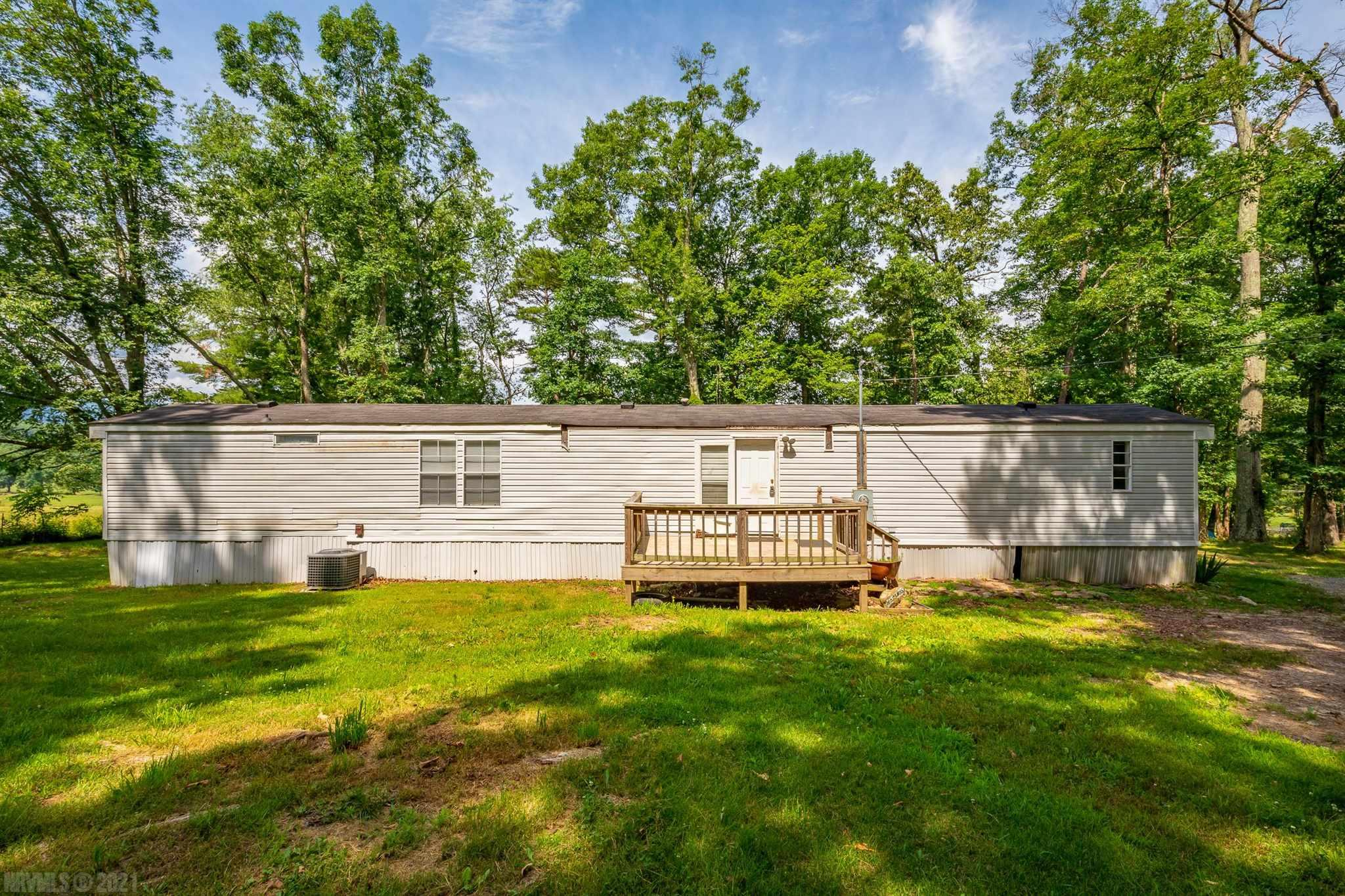 Great opportunity for a starter home, investment property, or recreational property! Jefferson National Forest lies less than a half mile in your back yard. Enjoy the mountain views and great fishing opportunities at Rural Retreat fishing lake and Hale Lake on Comers rock. Iron Mountain Horse Camp is just down the road, as well as many other recreational activities. The property has its own well and septic and ample level land for whatever use you desire. Call today!