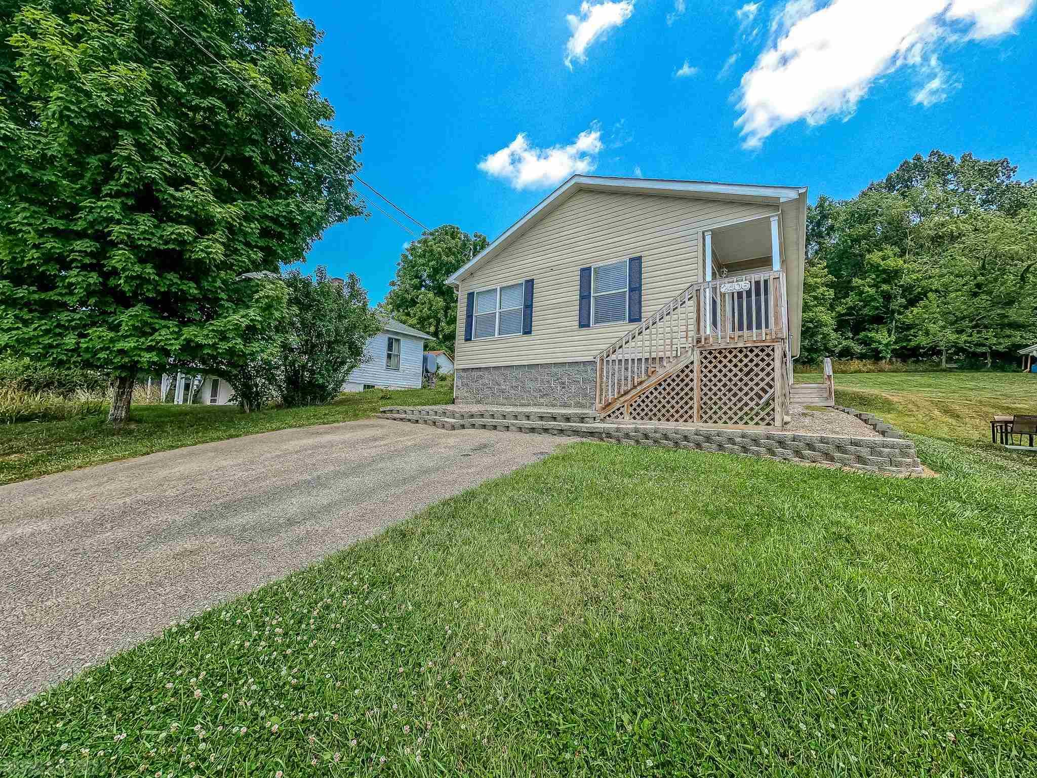 Well taken care of ranch style home. Master Bedroom with walk in closet and soaker tub with a separate shower. Nice open eat-in kitchen with a counter top island to eat. New washer and dishwasher. Separate laundry room. New HVAC installed 7/28/21