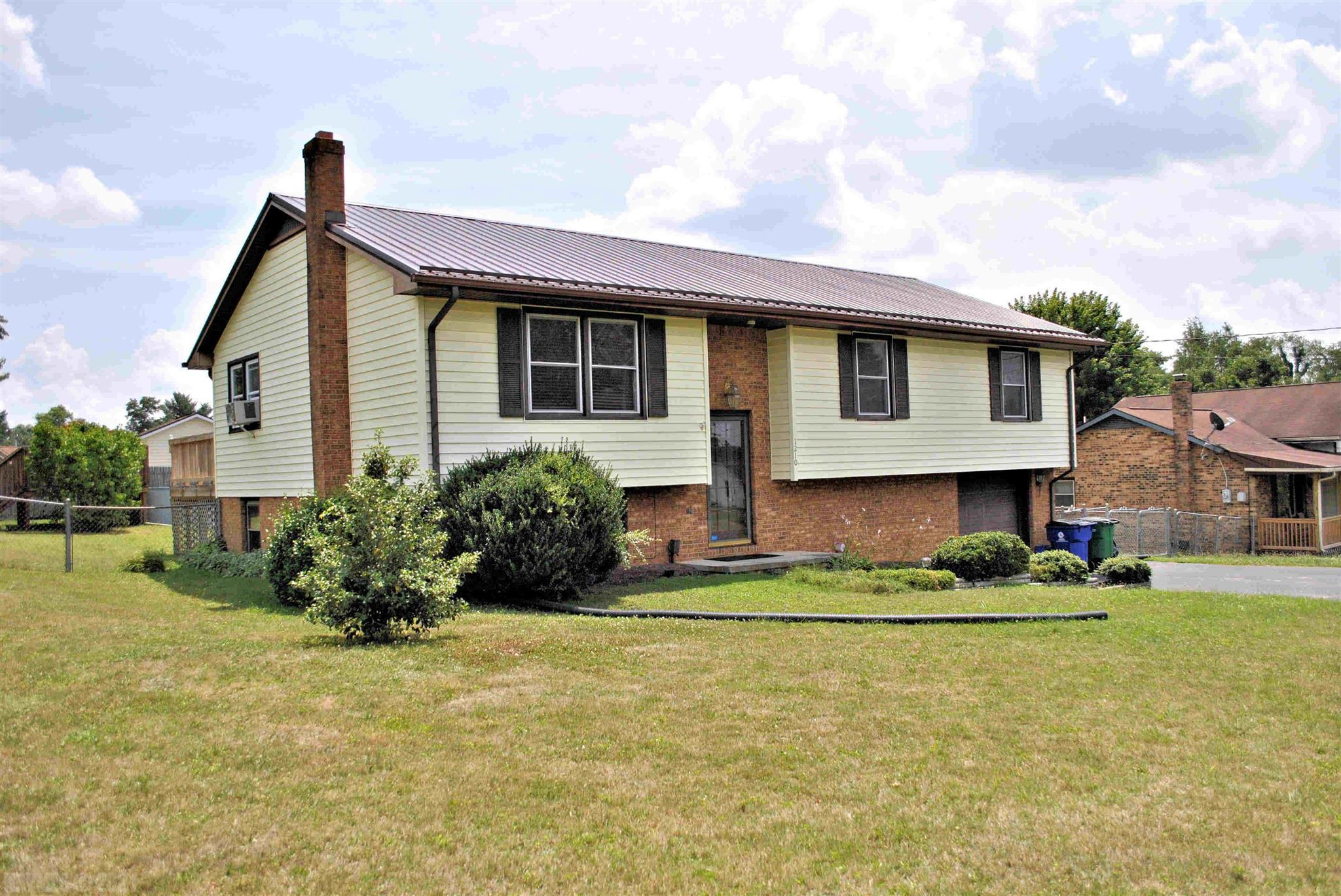 Very nice three bedroom, two bath split foyer on a large, flat lot with a fenced backyard and above ground pool with deck. Very large eat-in kitchen, two decks out back, lower level has large family room, storage areas and access to the one car garage. Located minutes to uptown Christiansburg, I-81 and 460 Bypass. A beautiful house in a beautiful neighborhood.