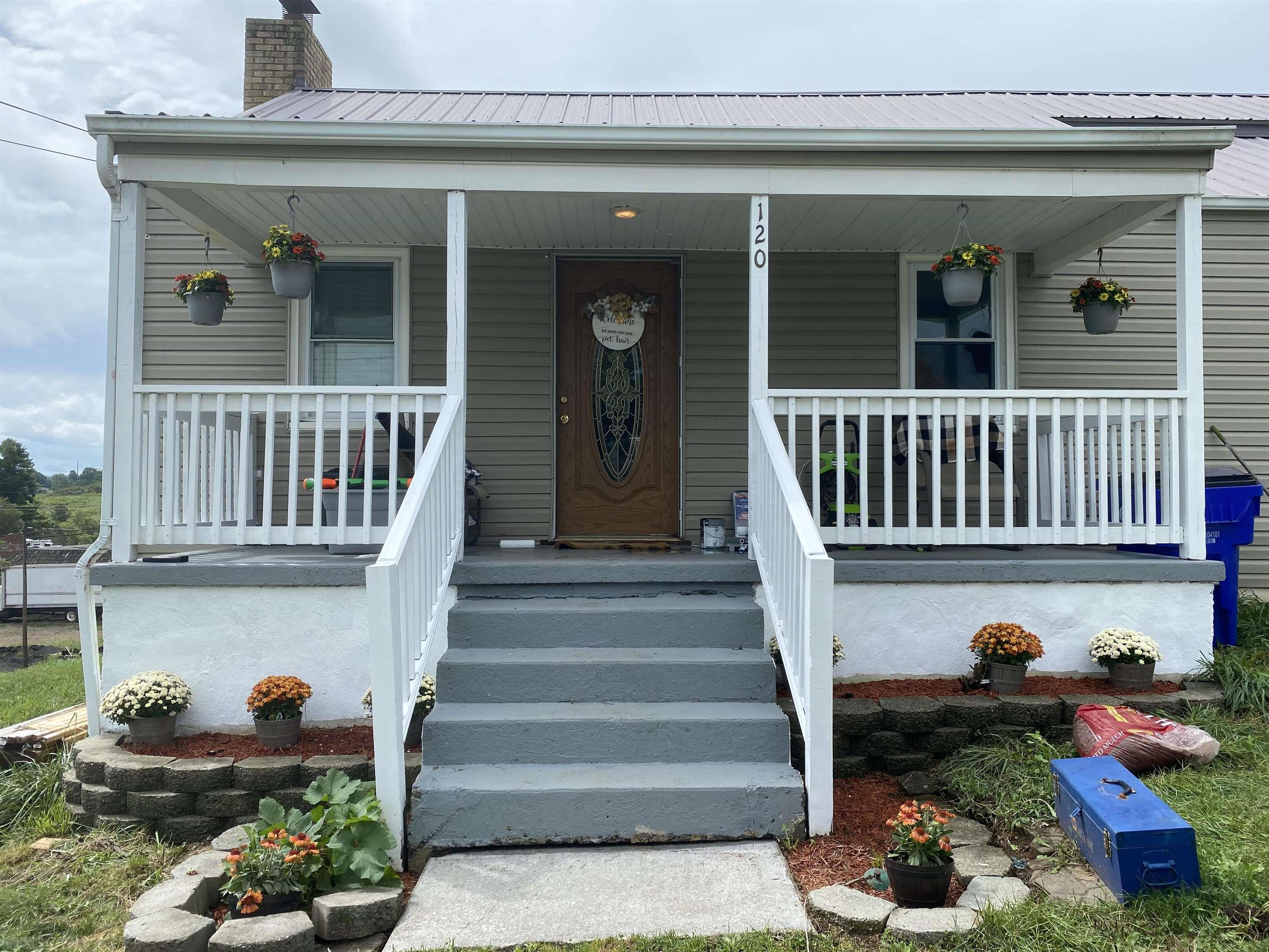 Come and see this completely remodeled home.  With new floors, updated  kitchen and bathroom  it will not last long.