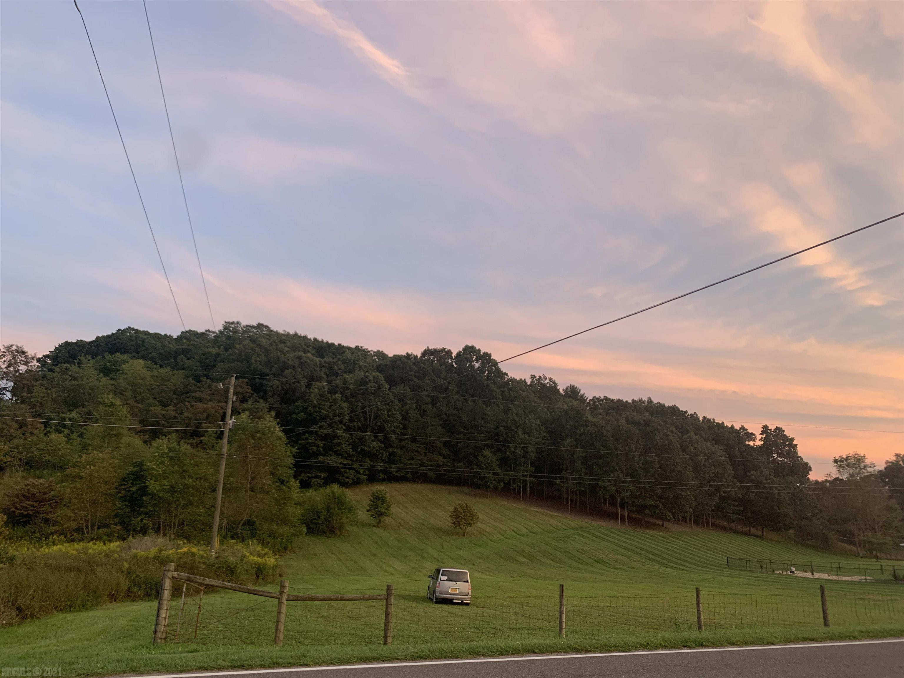 Really Nice 4.105 Ac. Lot in the County. This Property is only 5 Minutes from the Radford Hospital. The County Verified that you can split the Property into 3 Lots. The Property would need to be perked.