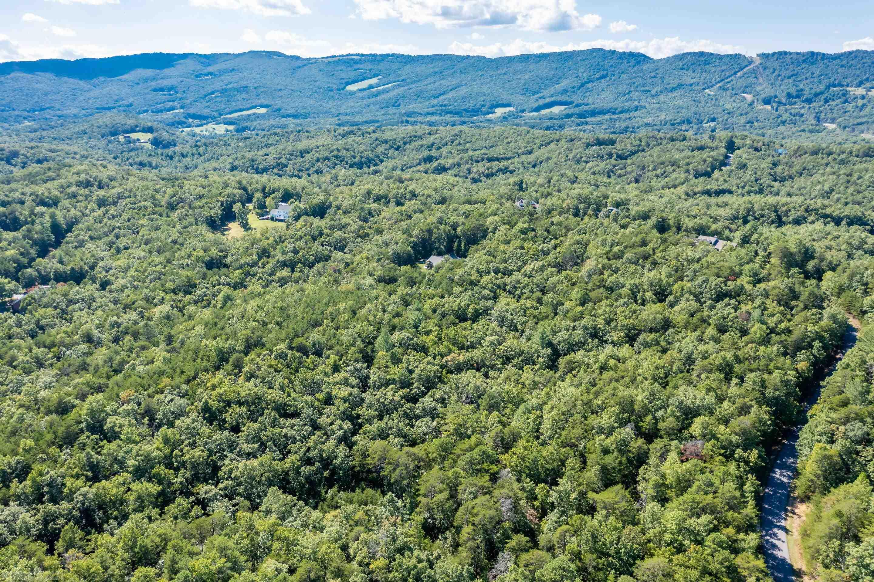 If you're looking to be out a little with some space and fresh air then be sure to check out this land featuring almost 9 acres almost flat in an established neighborhood surrounded by custom built homes.  Beautiful mountain views surround the 3 building sites that have already been perked.  Conveniently located to Roanoke, Salem, Blacksburg, Christiansburg and of course I-81