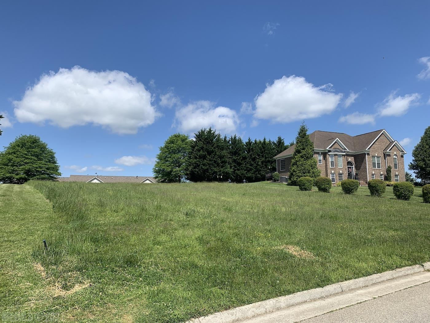 Come and see this great lot ready for you to build your new home on in Heron's Landing.  One of the last available lots on this prestigious street featuring great mountain views in the distance.  Convenient to many great shops and restaurants, it will be a great place to call home.  Public water and sewer are available.