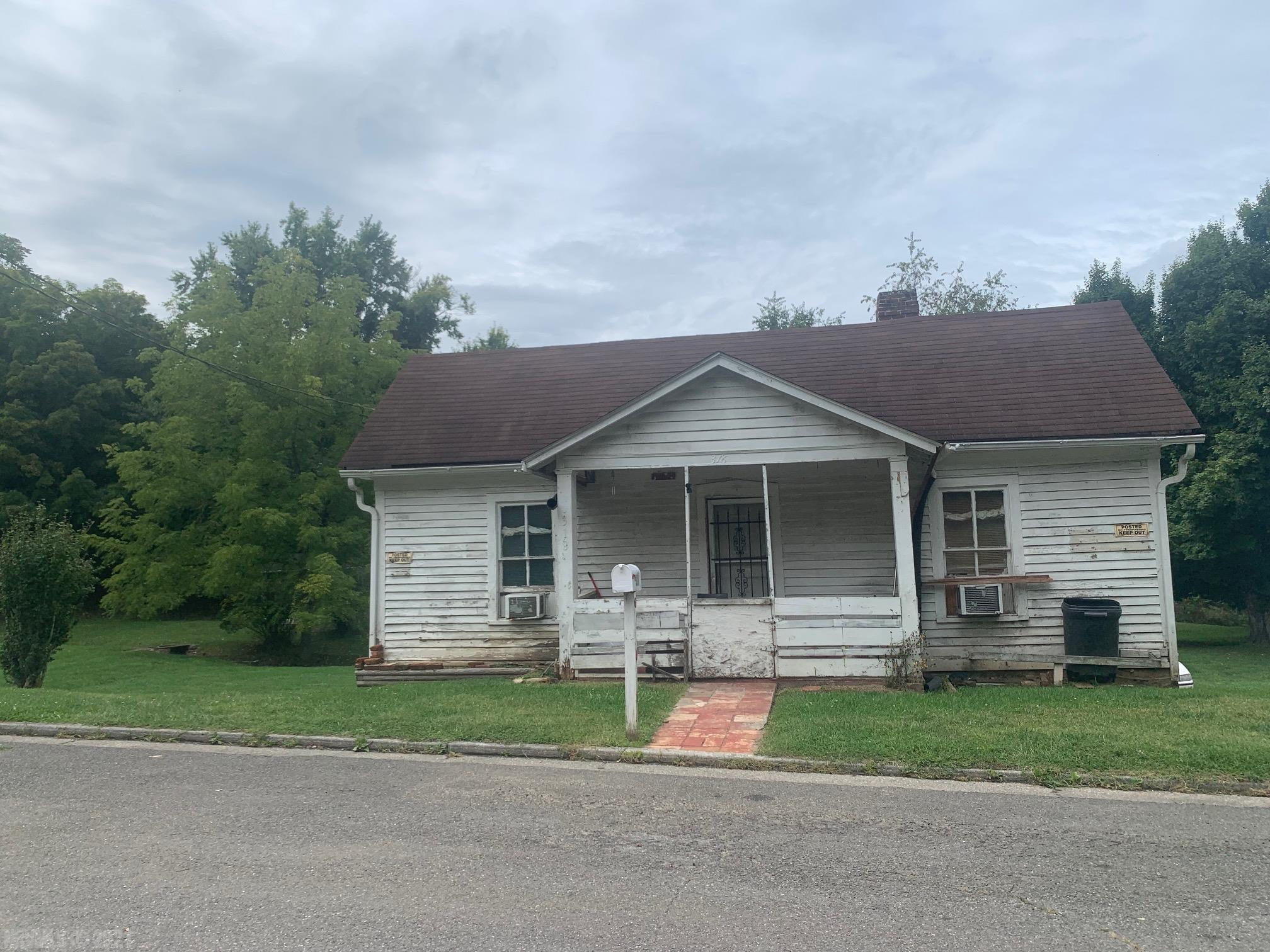 Perfect investment starter home in the Town of Pulaski. Walking distance to local shopping downtown and restaurants. Enjoy your large yard with the peaceful creek flowing through. The covered front porch is a perfect place to enjoy your favorite book or cup of coffee.