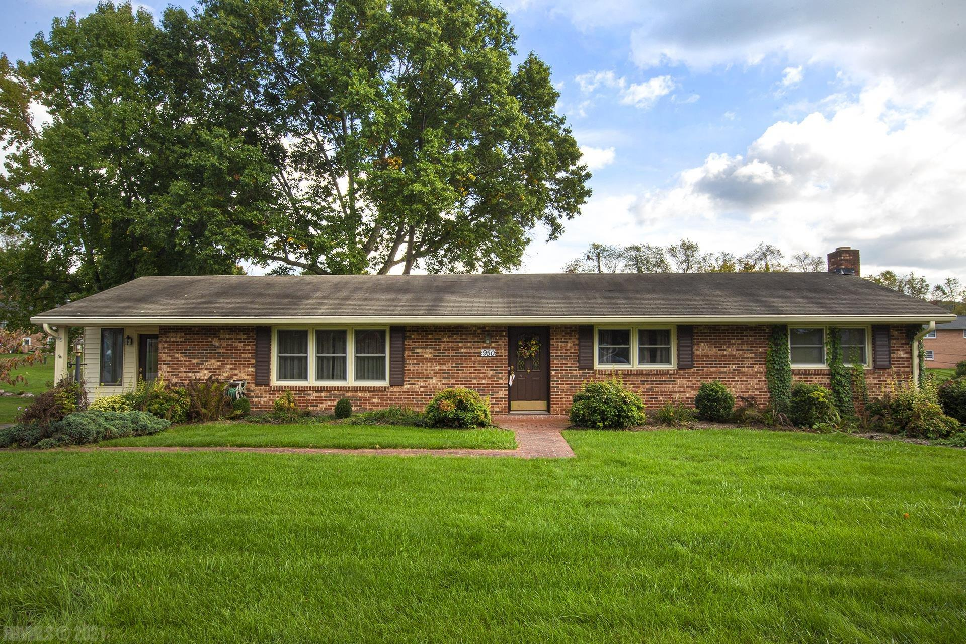 Well cared for and move-in ready.  Wonderful established neighborhood.  Nice lot.  Hardwood floors. Heat pump. Partially finished basement. This one won't be available long.