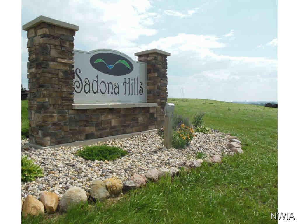 Lot 14 Sadona Hills, LeMars, Iowa 51031
