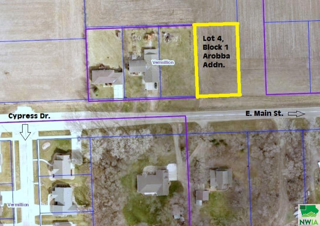 Property for sale at Lot 4, Block 1 Arobba Addition, Vermillion,  South Dakota 57069
