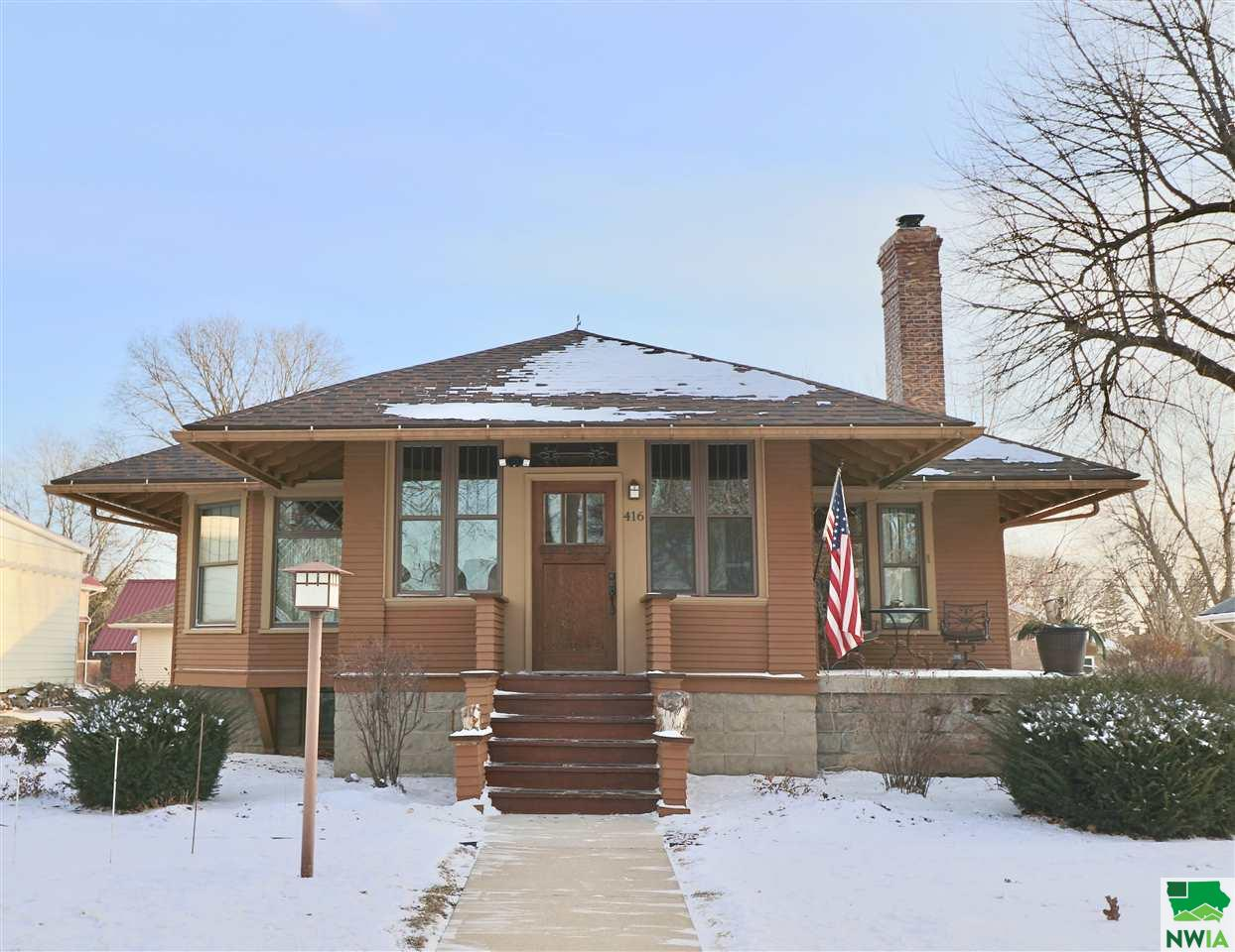 Property for sale at 416 Jackson St., Moville,  IA 51039