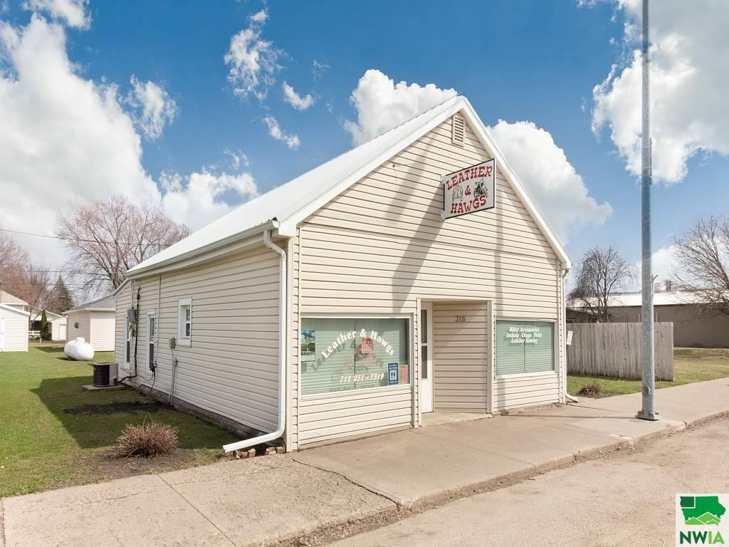 Property for sale at 316 Main, Hornick,  IA 51026