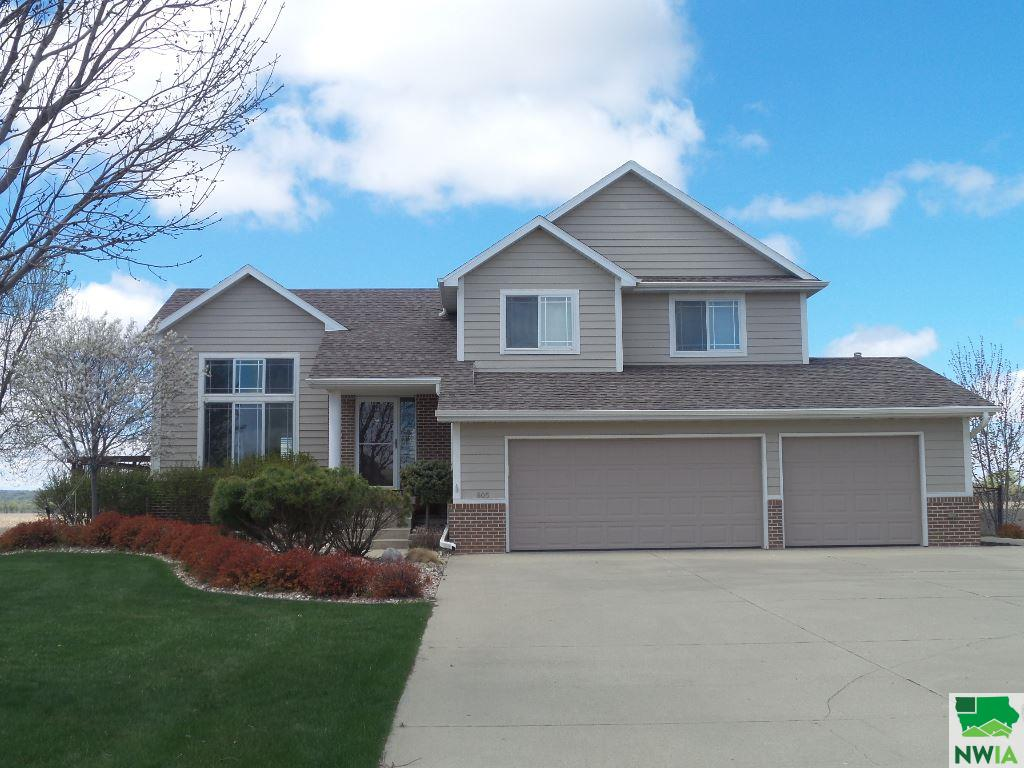 Property for sale at 605 Birchwood Ct, Jefferson,  SD 57038