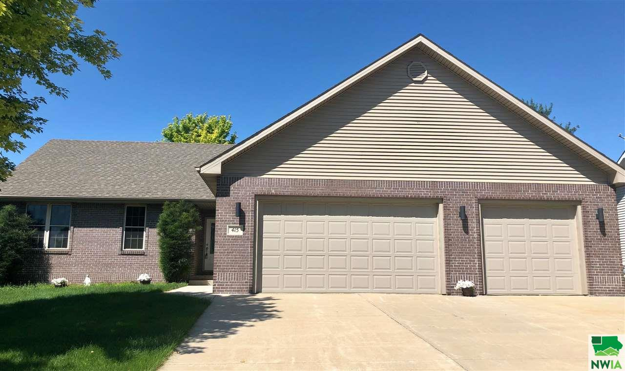 Property for sale at 415 Terrtam Unit: St, Moville,  IA 51039