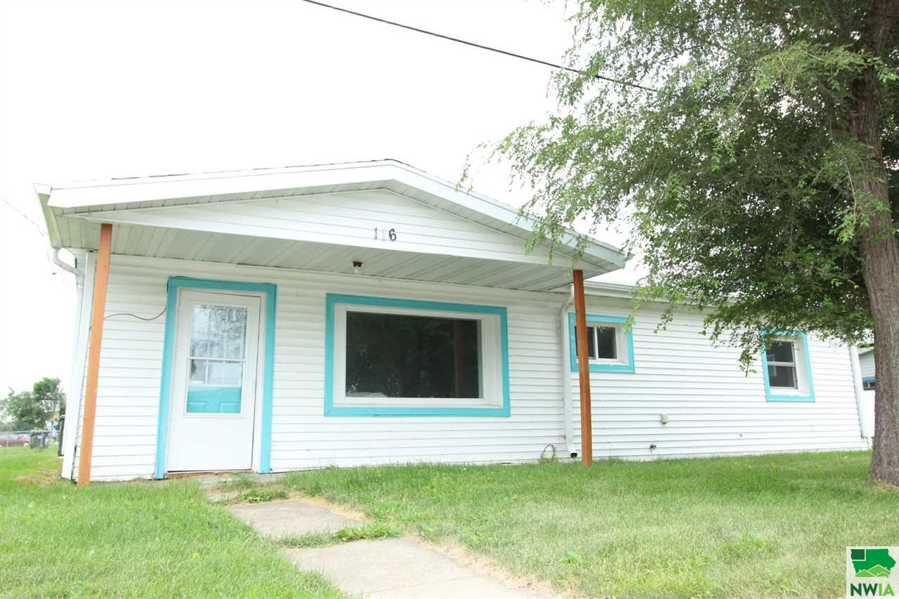 Property for sale at 116 Delier Street, No. Sioux City,  SD 57049