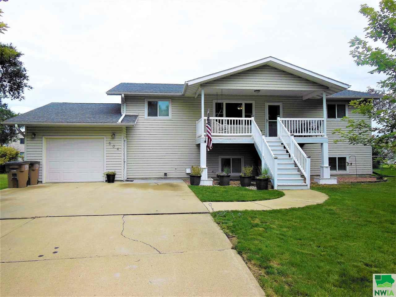 Property for sale at 504 Division St., Jefferson,  SD 57038