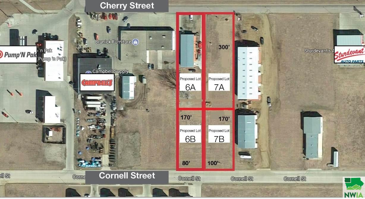 Property for sale at Lot 7A/Proposed Cherry St., Vermillion,  South Dakota 57069