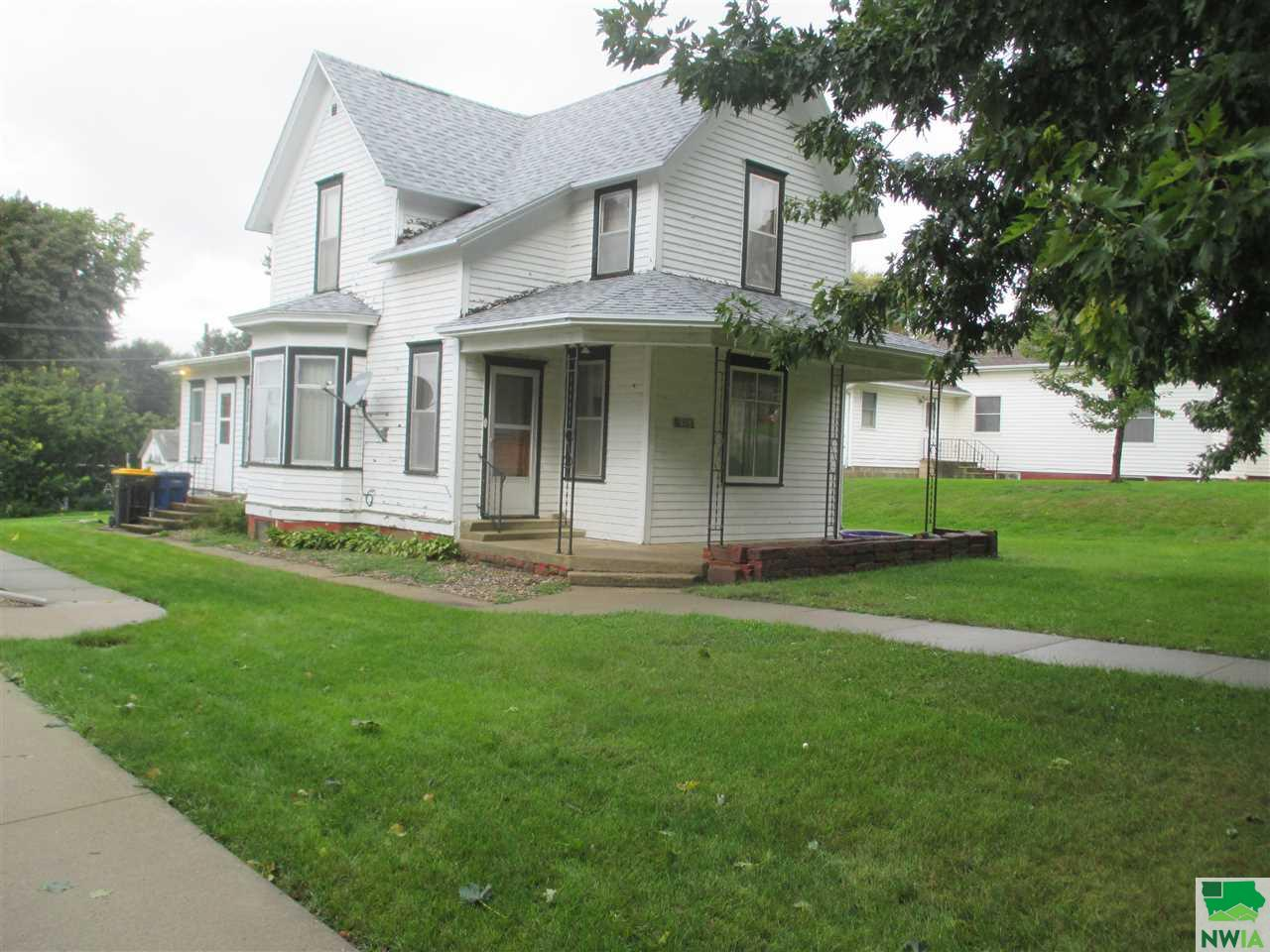 Property for sale at 318 N Main St., Kingsley,  Iowa 51028