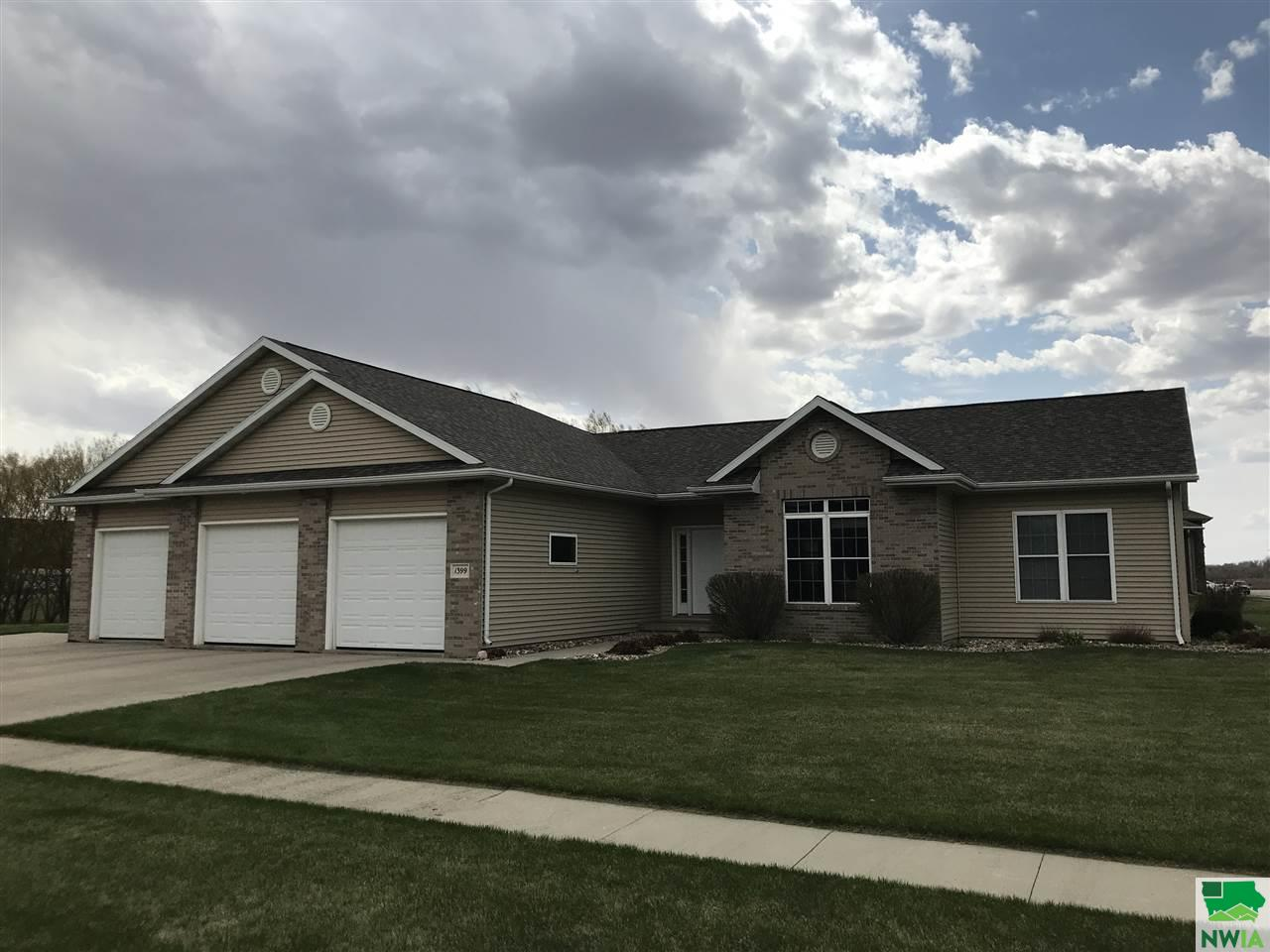 Property for sale at 1399 Ryder Cup Ct., Lemars,  Iowa 51031