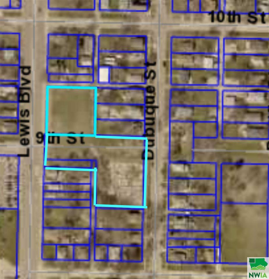904-821 Lewis-Dubuque, Sioux City, Iowa 51105
