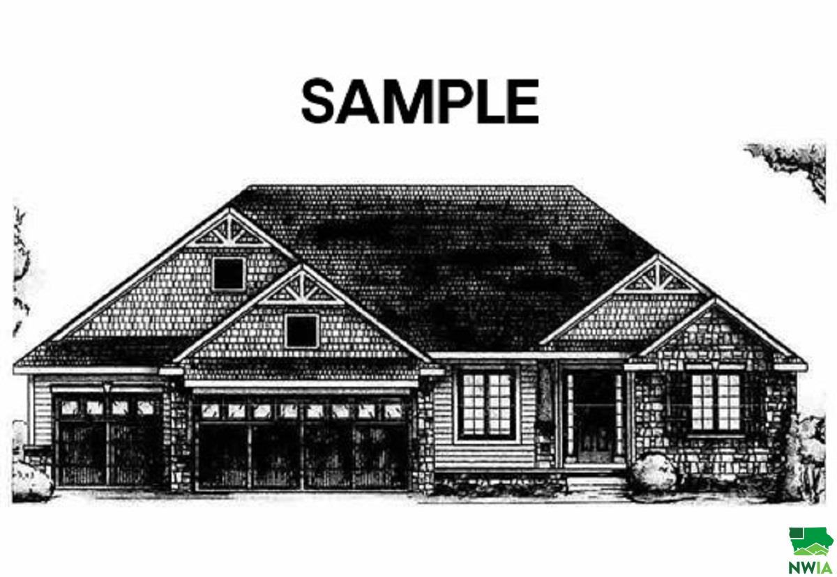 Property for sale at Lot 14 Blackhawk Ridge, Hinton,  Iowa 51024