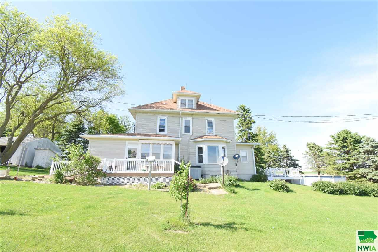 Property for sale at 36272 300, Hinton,  Iowa 51024