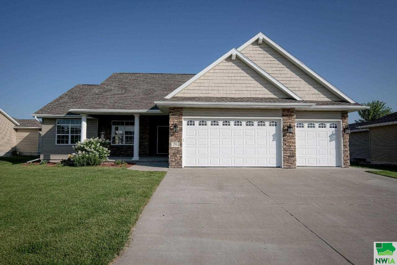 Property for sale at 714 Stable Path, Sergeant Bluff,  Iowa 51054