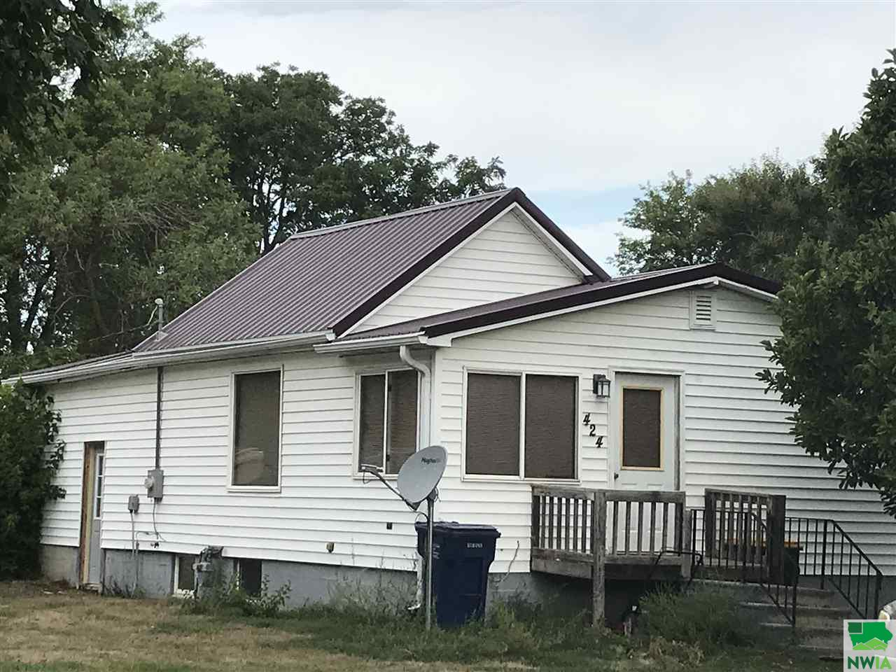 Property for sale at 424 Claredon St, Kingsley,  Iowa 51028