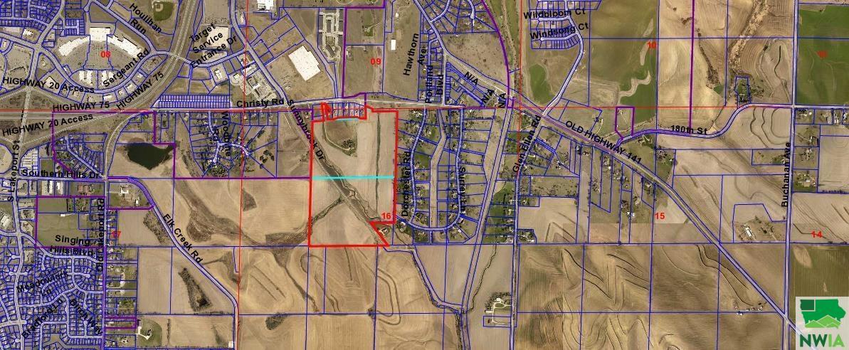 7100 CHRISTY RD, Sioux City, Iowa 51106
